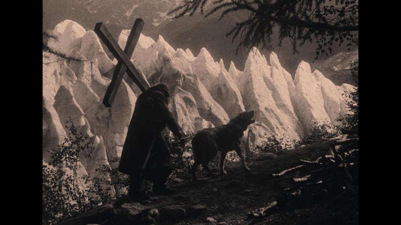 À l'ombre du mont Blanc, le calvaire d'un homme…   La Roue   sur Arte dans la nuit du 28 au 29 octobre.
