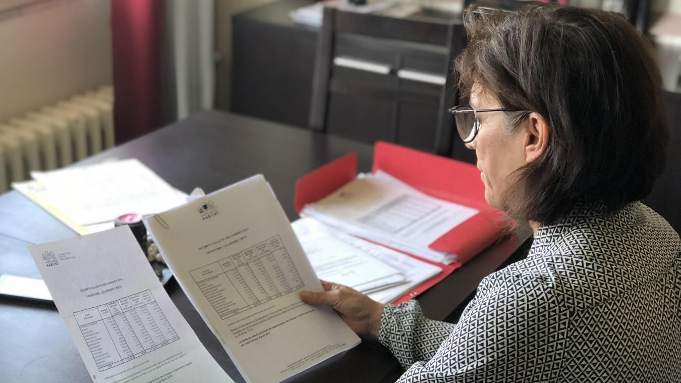 En réponse à Pascale Lachaussée, Haute-Savoie Habitat déclare que les prévisions de charges entre 2017 et 2019 devraient être à la baisse.