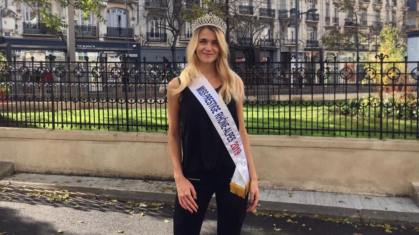 Pays de Gex : une Gessienne candidate à miss prestige nationale 2020