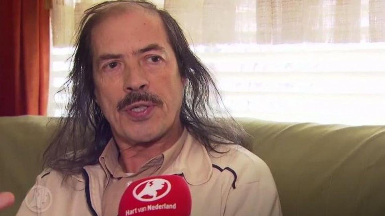 Piet van der Molen a été condamné pour avoir caché durant deux ans le corps sans vie de sa mère pour profiter de sa pension.