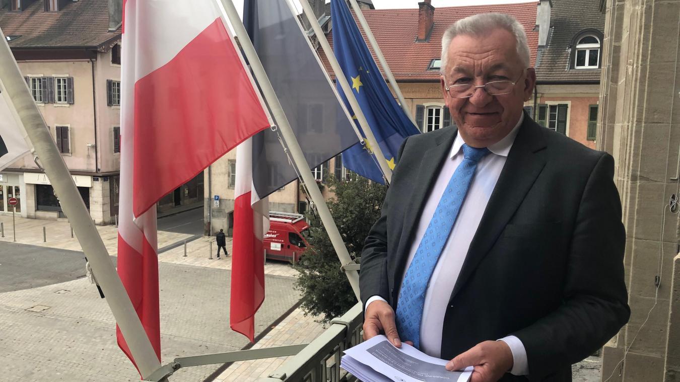 Jean Denais estime que ce rapport de la CRC a souligné beaucoup de positif dans la gestion de la commune, notamment sur le plan financier.