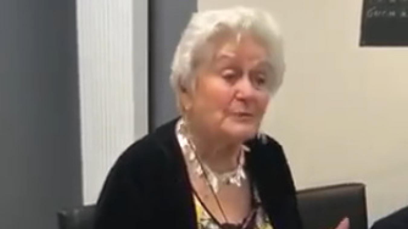 La vidéo d'une habitante de la Somme de 90 ans racontant une blague coquine est devenue virale.