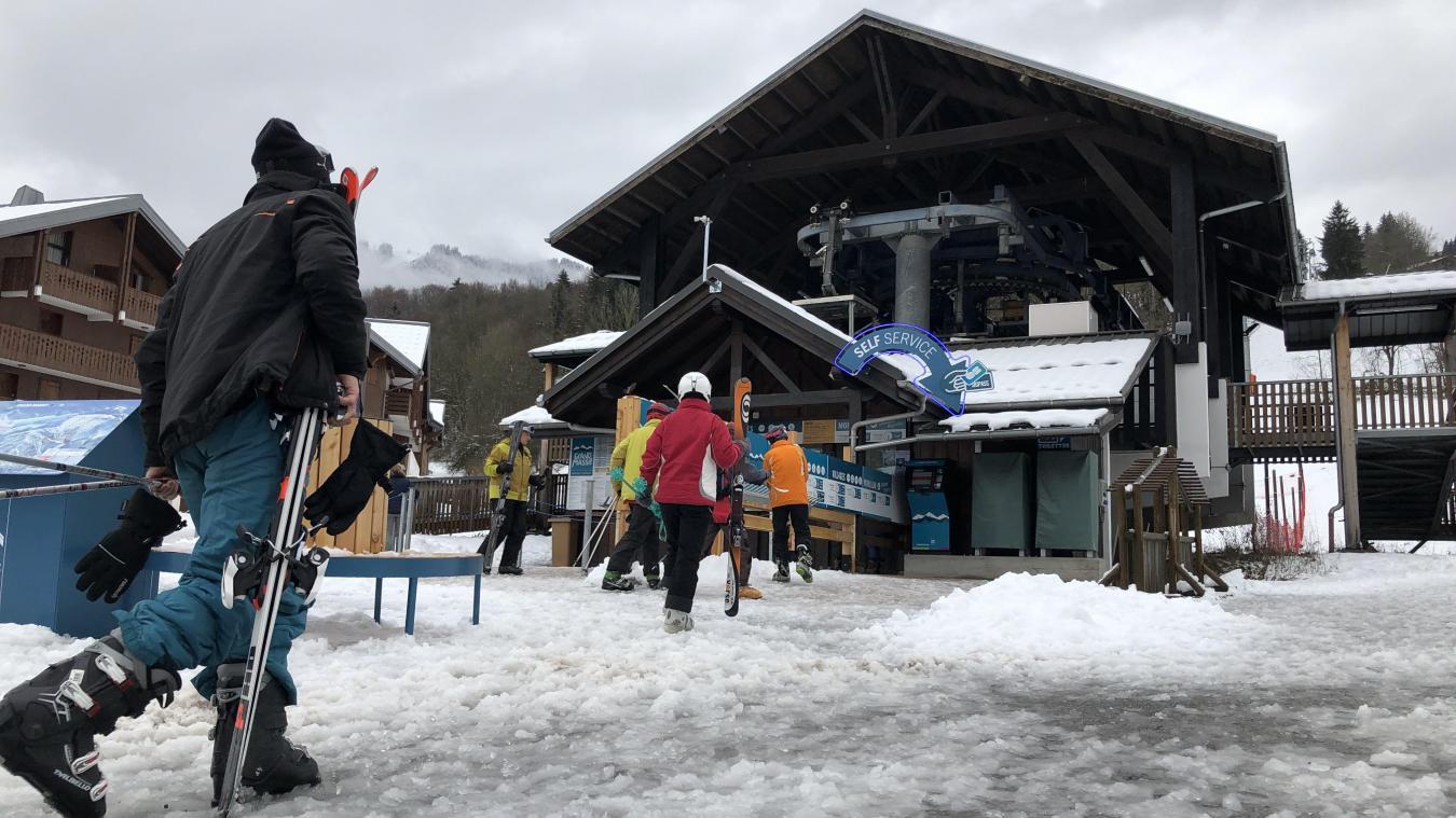 Si un accord n'est pas rapidement trouvé entre la mairie et le ski-club, l'avenir de ce dernier serait compromis.