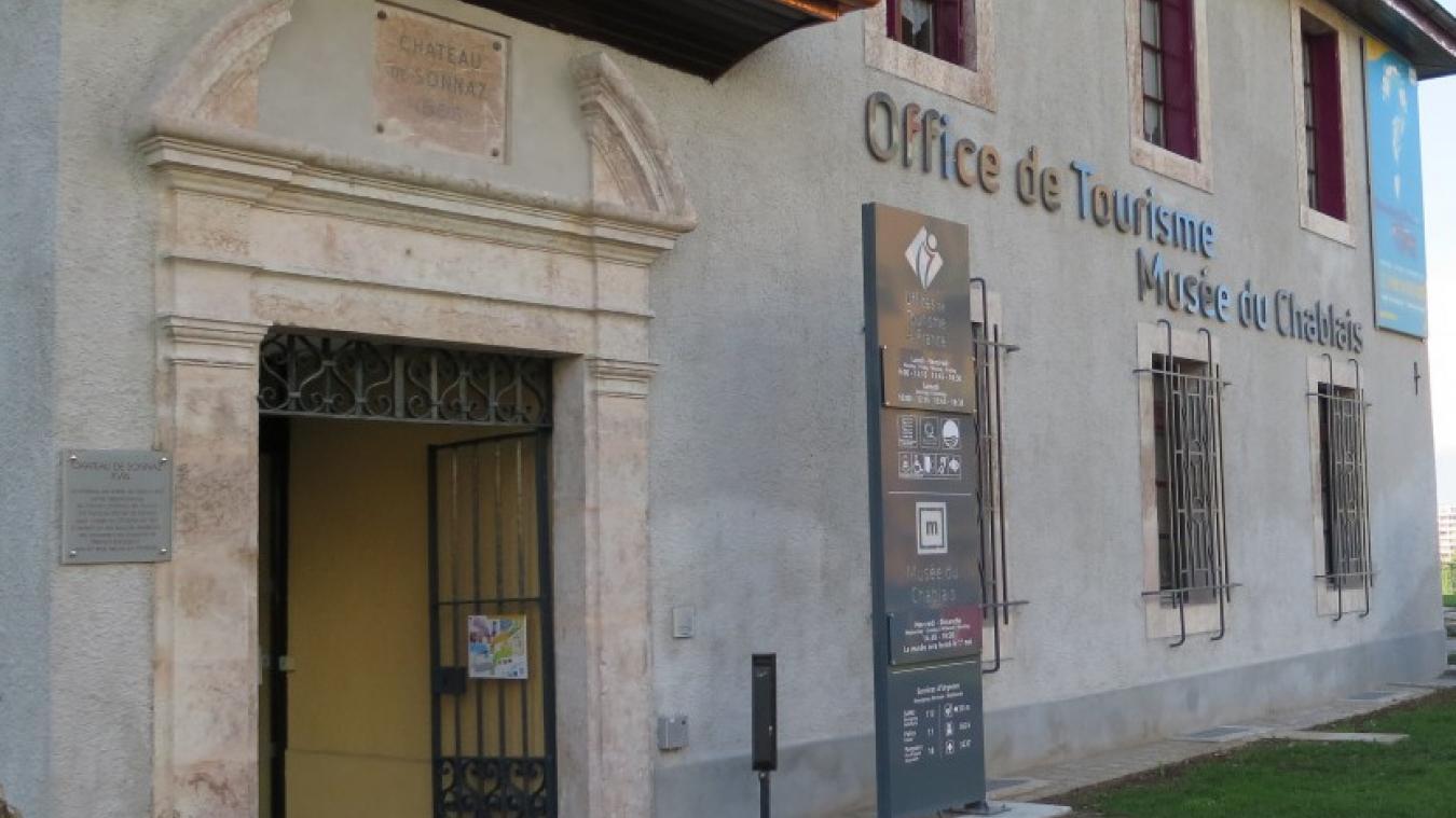 L'office de tourisme de Thonon-les-Bains n'a pas rejoint l'office de tourisme intercommunal Destination Léman.