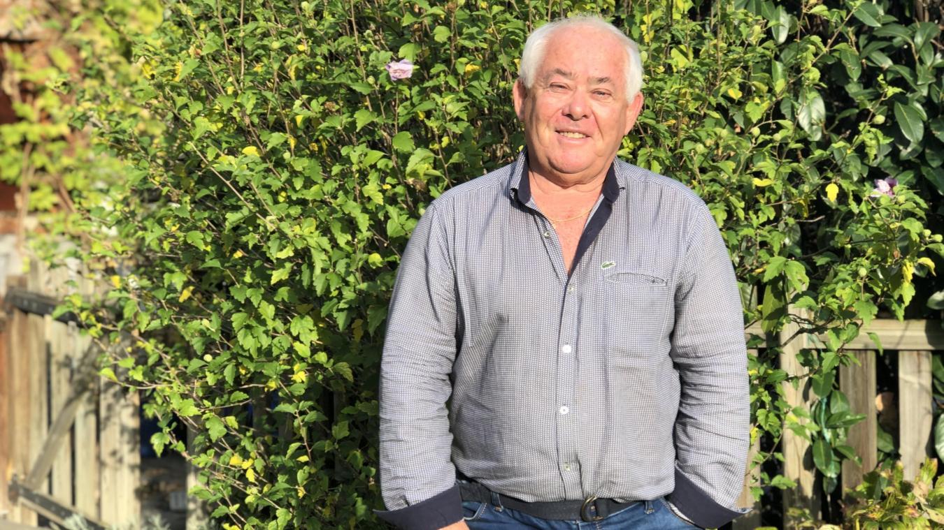 Aujourd'hui âgé de 71 ans, André Payraud a une histoire pleine de rebondissements.