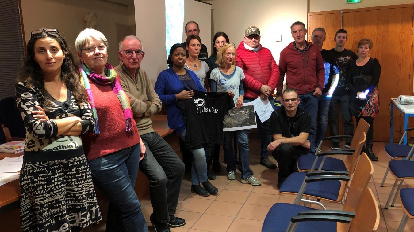 Jeudi 31 octobre, le Collectif Air Pur a communiqué les résultats de ses dernières analyses effectuées sur la commune de Passy.