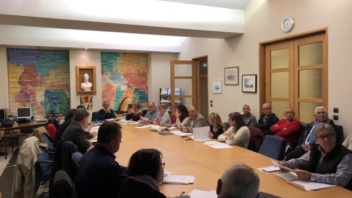 Le projet de maison de santé, prévue pour 2020, a donné lieu à plusieurs interrogations de la part des conseillers municipaux.
