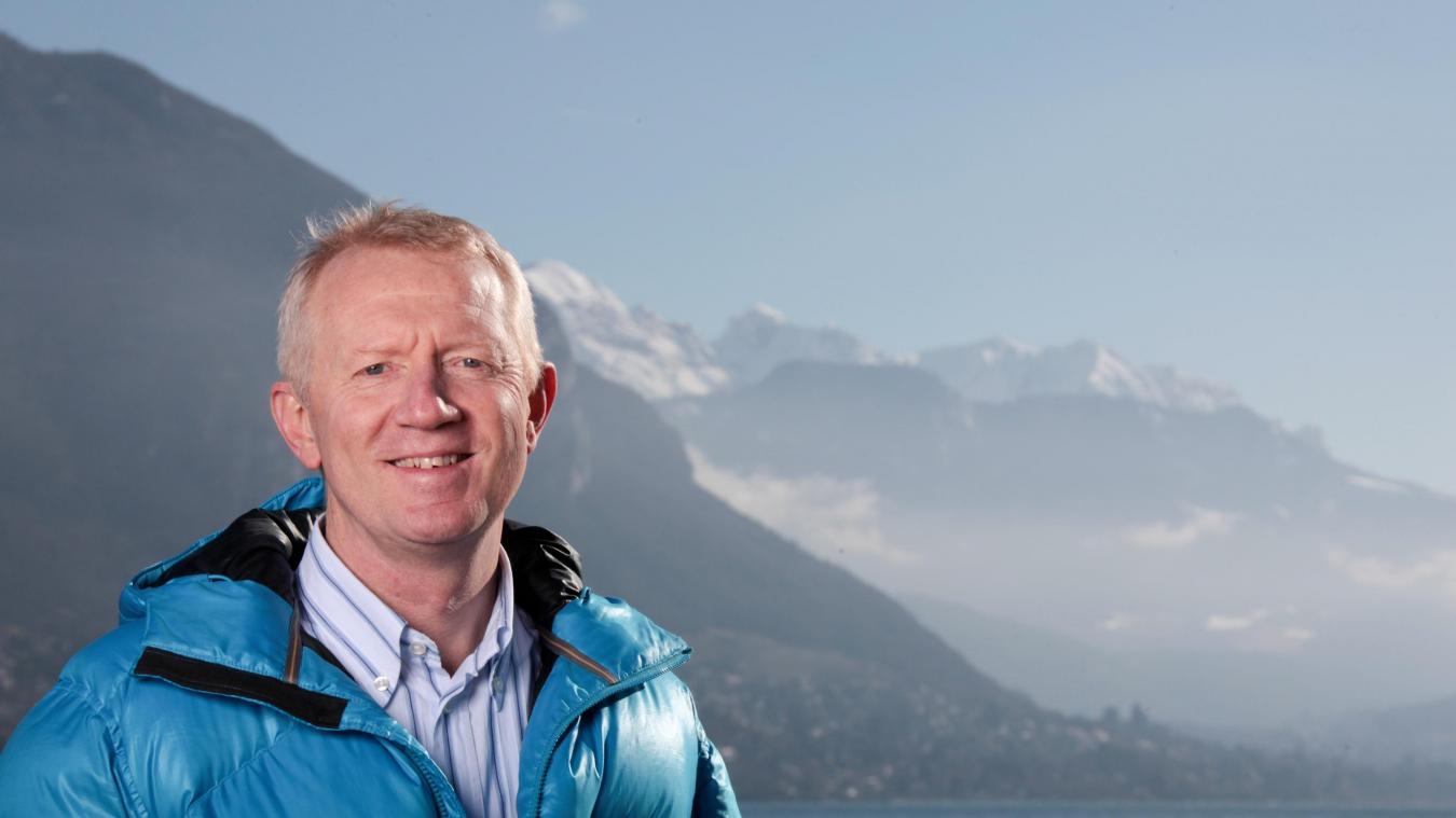 Jean-Marc Pambet aura passé plus de trente ans chez Salomon. Photo : Salomon.