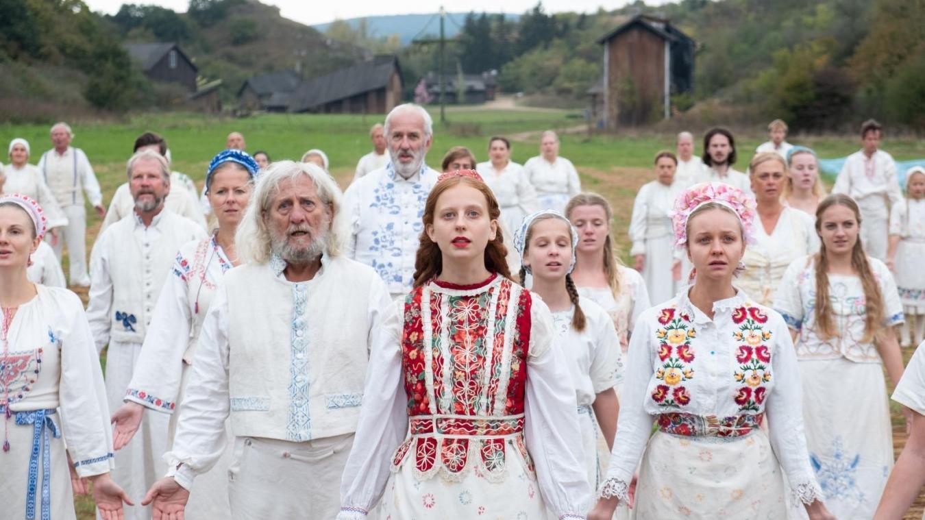 Dans Midsommar, le couple ne vivra pas le festival qu'il attendait...