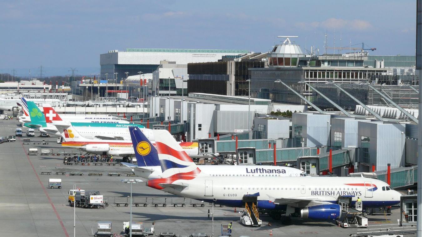 Visé par une initiative populaire, l'aéroport s'est allié aux compagnies aériennes Swiss et Easyjet pour limiter les nuisances nocturnes. © Genève Aéroport