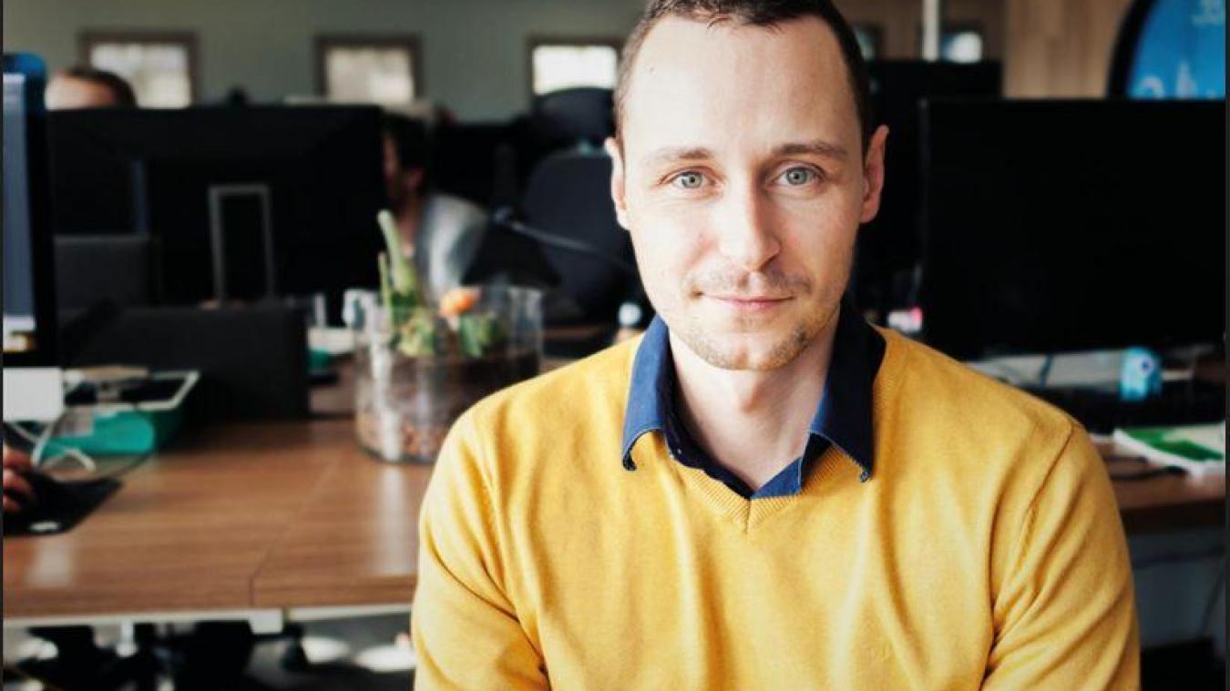 Antoine Giannelloni est le directeur exécutif de NewQuest.