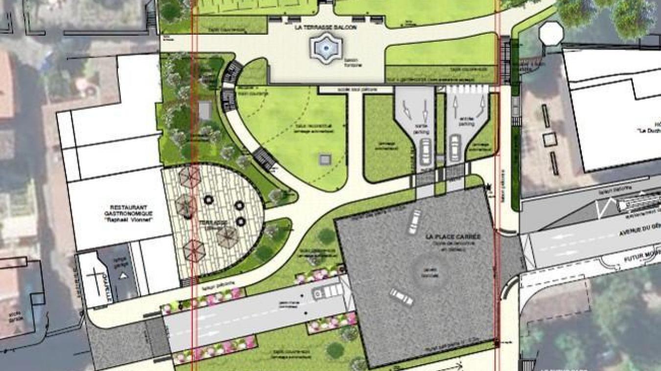 (SONDAGE) Thonon : êtes-vous pour ou contre le futur parking de Rives?