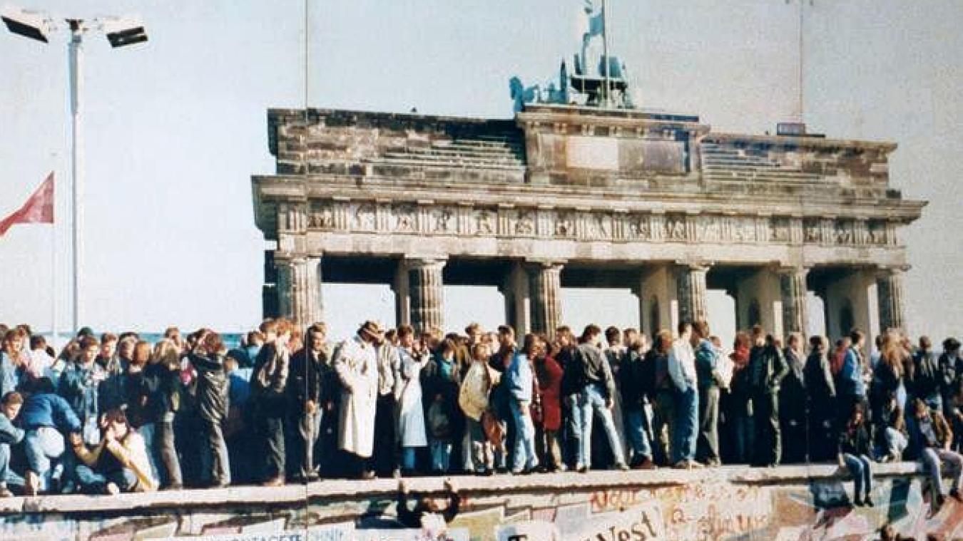 Le 9 novembre 1989, le mur de Berlin tombait, 28 ans après sa construction.