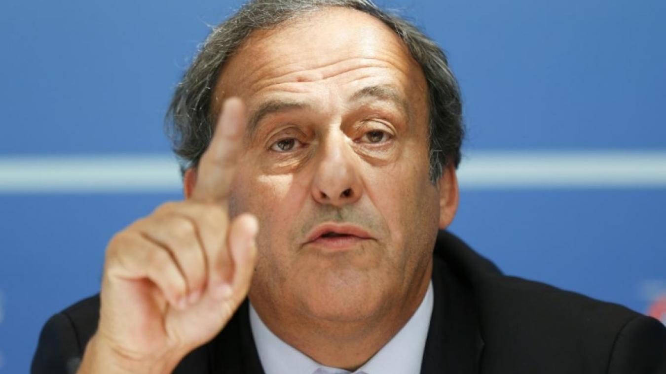 Michel Platini, ex-président de l'UEFA, réclame à l'instance le paiement d'arriérés de salaire et d'un bonus « prévus dans son contrat » ainsi que le paiement de frais d'avocats.