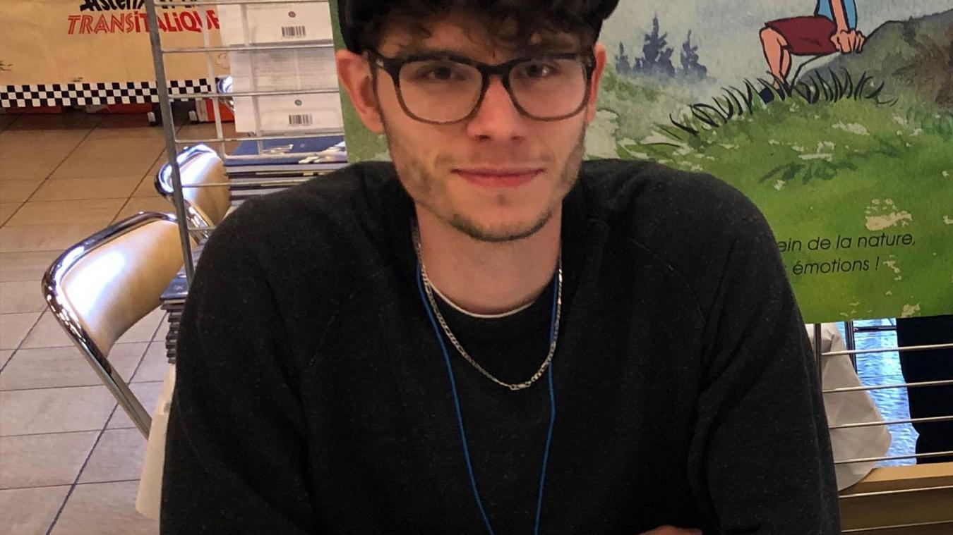 Sylvain Bauduret est originaire du Pays de Gex.