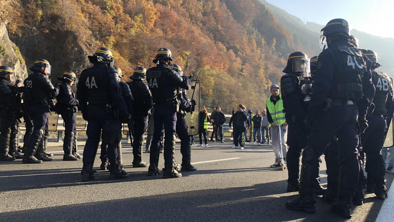 La nostalgie des Gilets jaunes de la vallée, un an après les premières manifestations