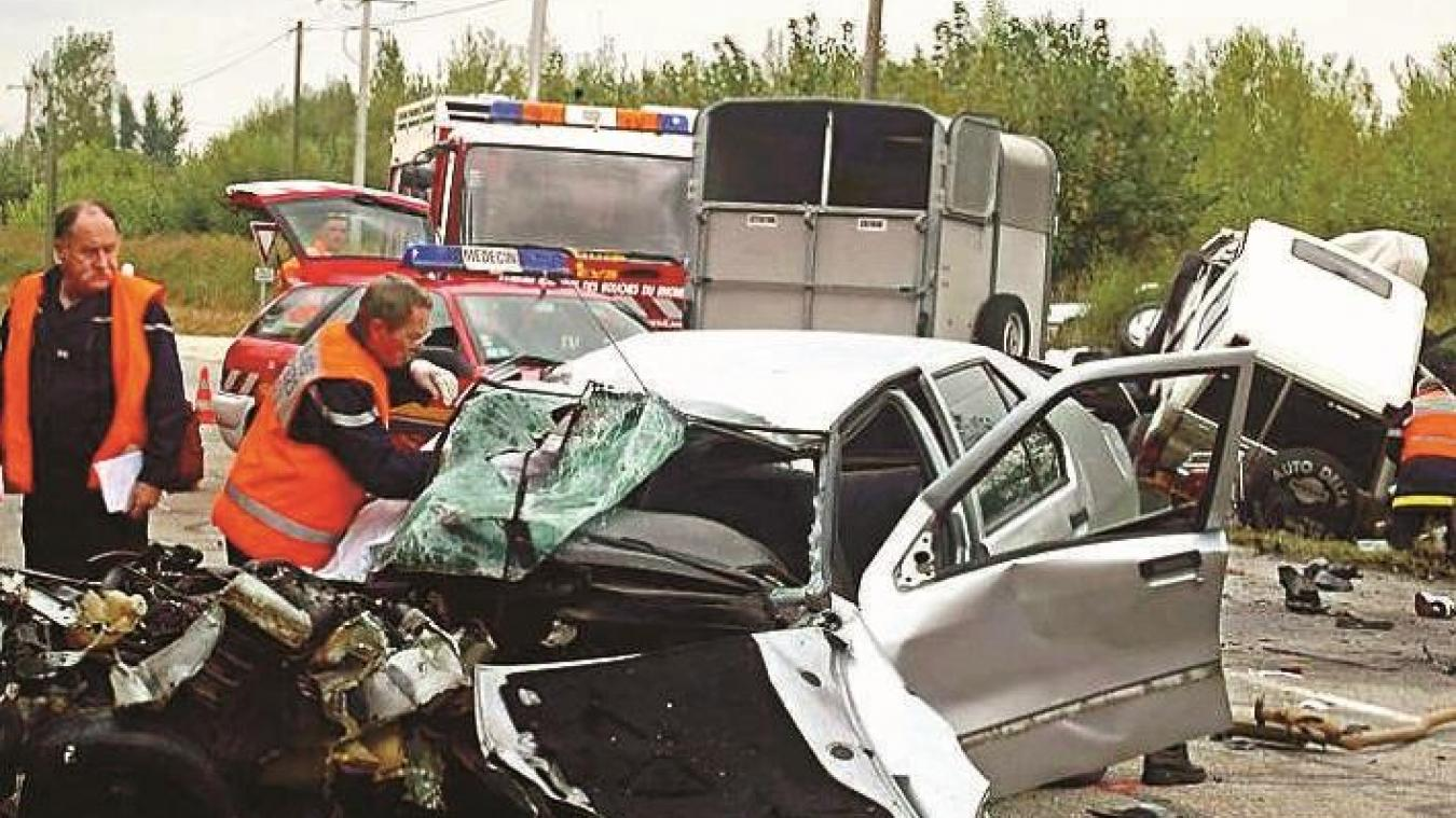 30 personnes ont trouvé la mort sur les routes de l'Ain cette année.