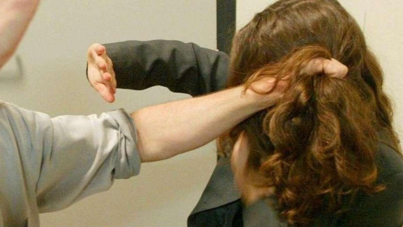 Les affaires de violences conjugales sont monnaie courante au tribunal (photo d'illustration)