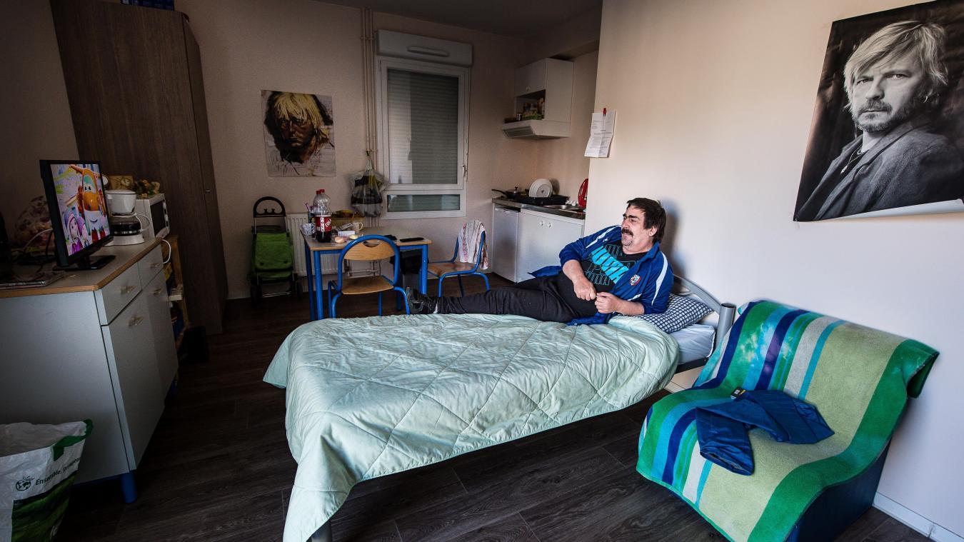 L'hiver, l'hébergement d'urgence est vital. Photo Pascal Bonnière.