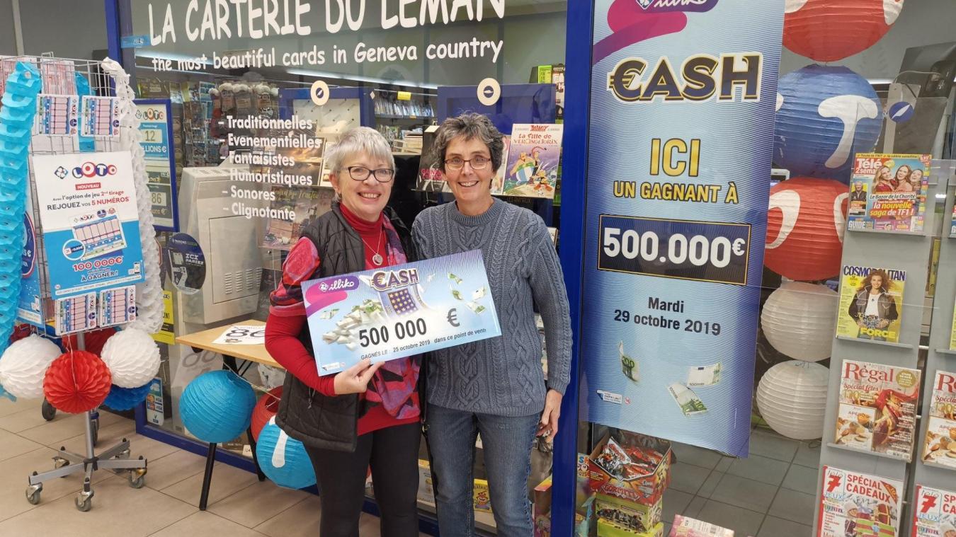 Ségny : il gagne 500 000€ au Cash!