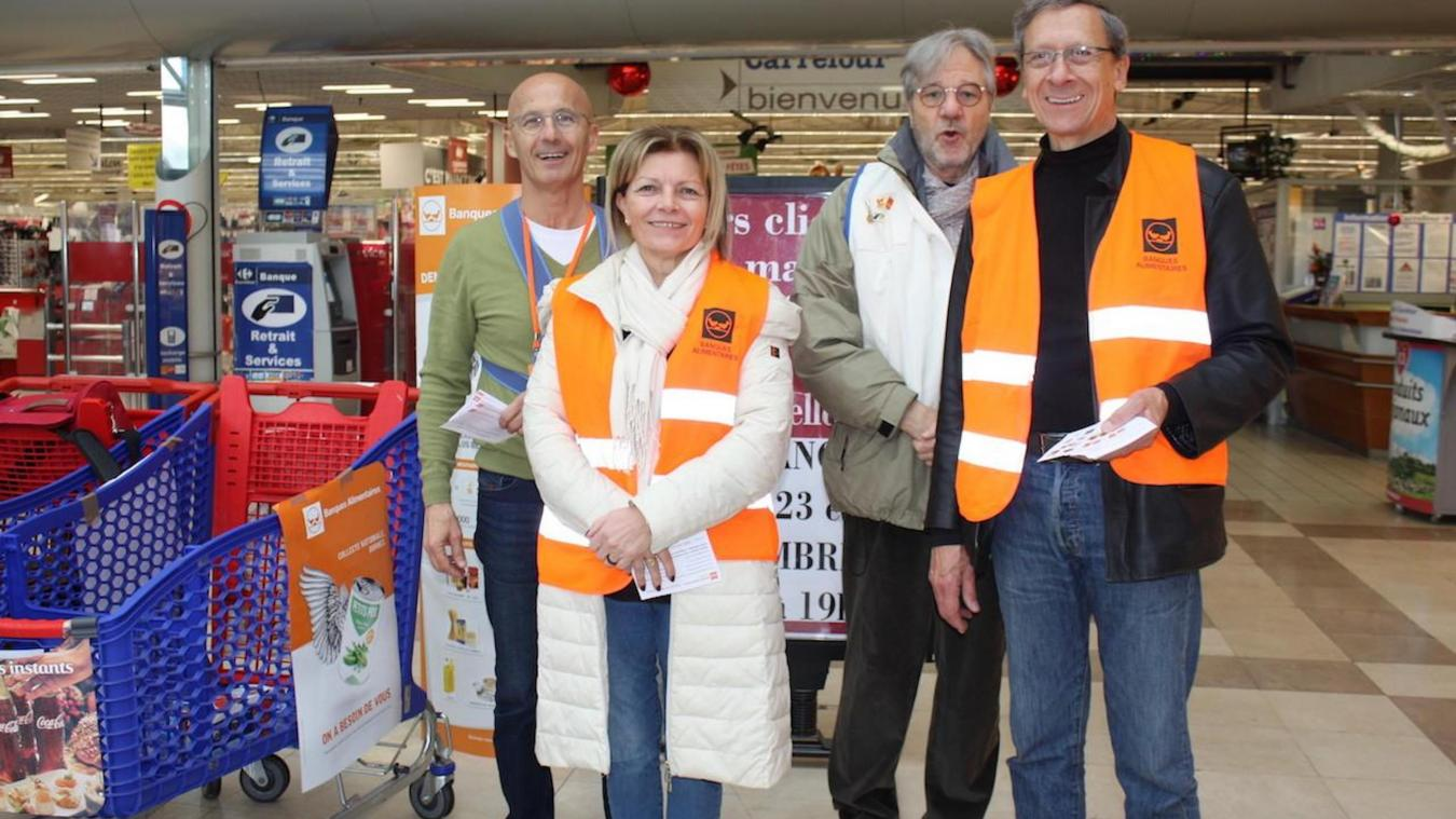 Le Rotary Club de Ferney sera présent pour la récolte de la banque alimentaire fin novembre.