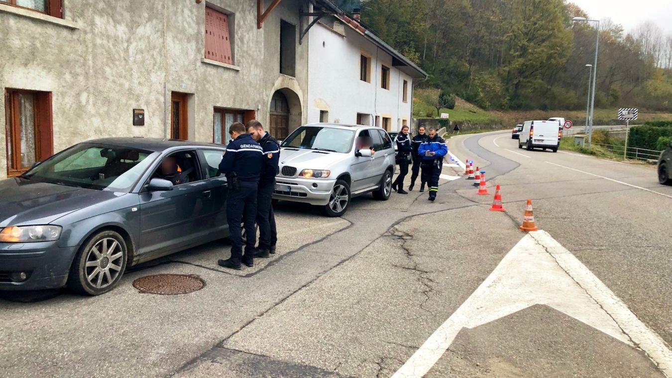 Un des conducteurs sanctionné a été interpellé à 146km/h. Il est reparti sans son permis  !