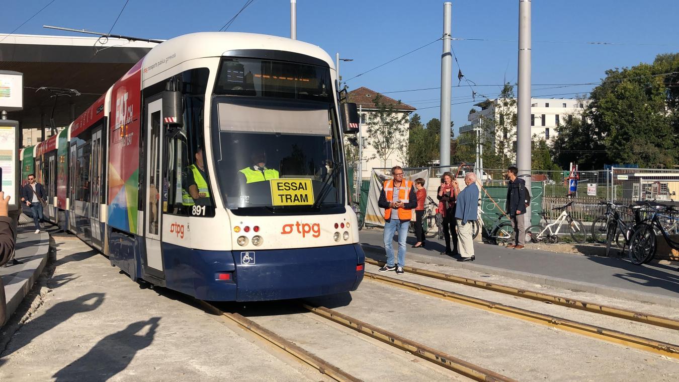 Znalezione obrazy dla zapytania annemasse tram