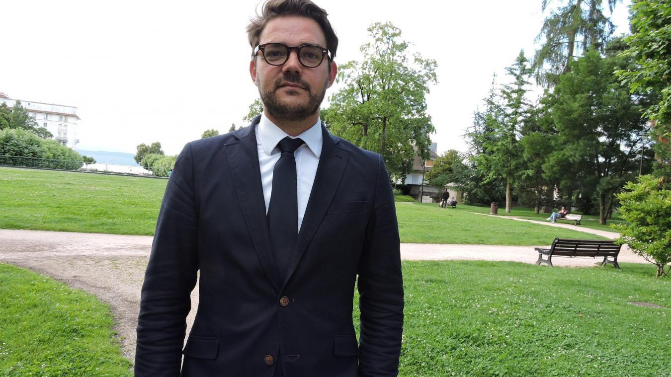 Municipales à Thonon-les-Bains: un candidat refuse les étiquettes