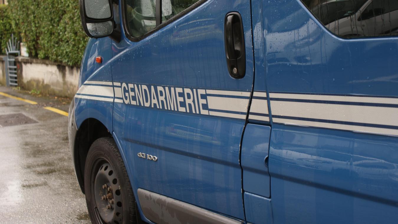 13 gendarmes et trois policiers municipaux ont participé à l'opération.