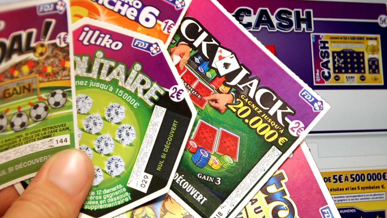 Rennes : forcé d'acheter un jeu à gratter, il empoche le jackpot