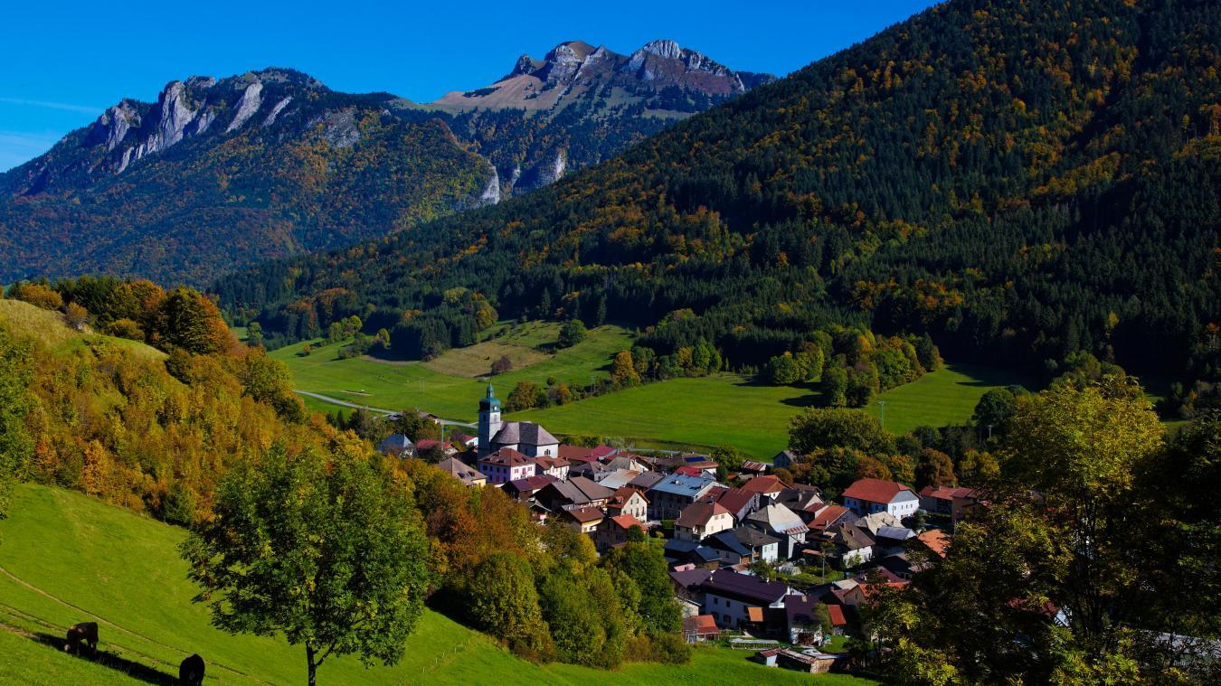 Dans la vallée du Brevon, il n'existe aucune autre zone d'activités économiques. (Photo OT ADL - Gilles Place)