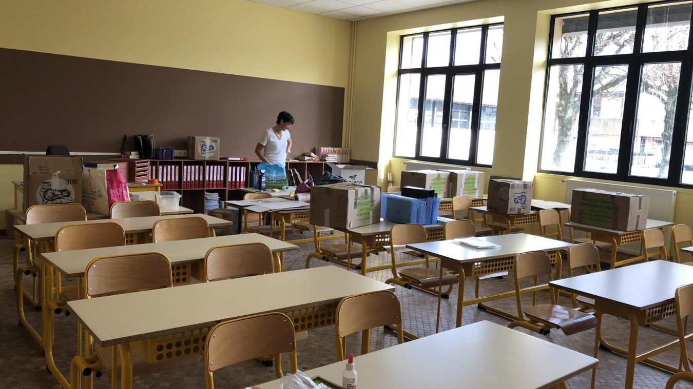 Ecole De Design Annecy ville-la-grand: l'école du centre renaît de ses cendres - le