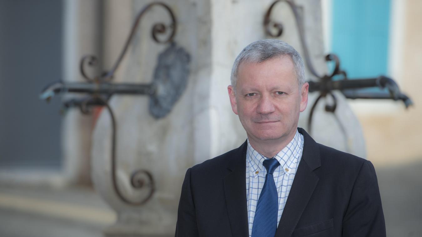 Patrice Dunand a été élu président de Pays de Gex agglo.