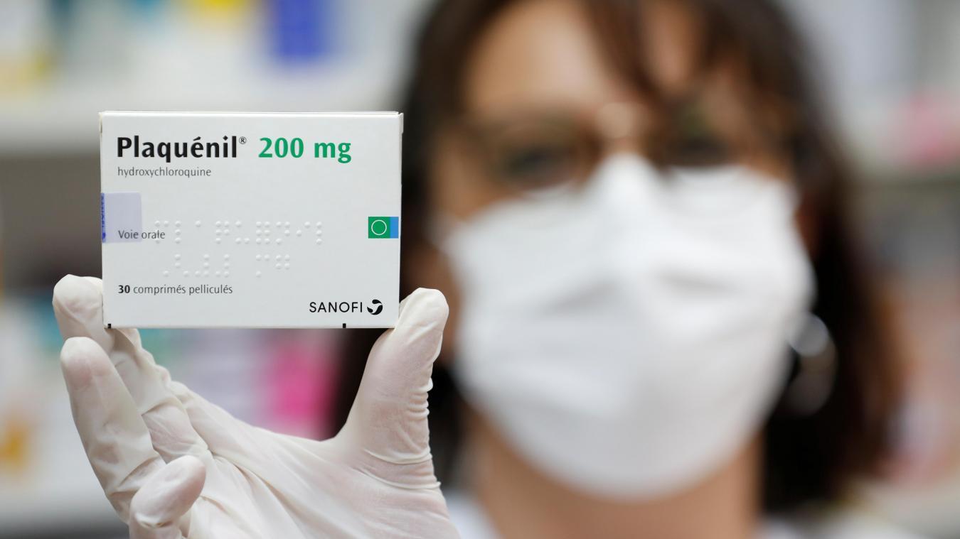 Un décret pour encadrer l'hydroxychloroquine pour les malades du coronavirus — France