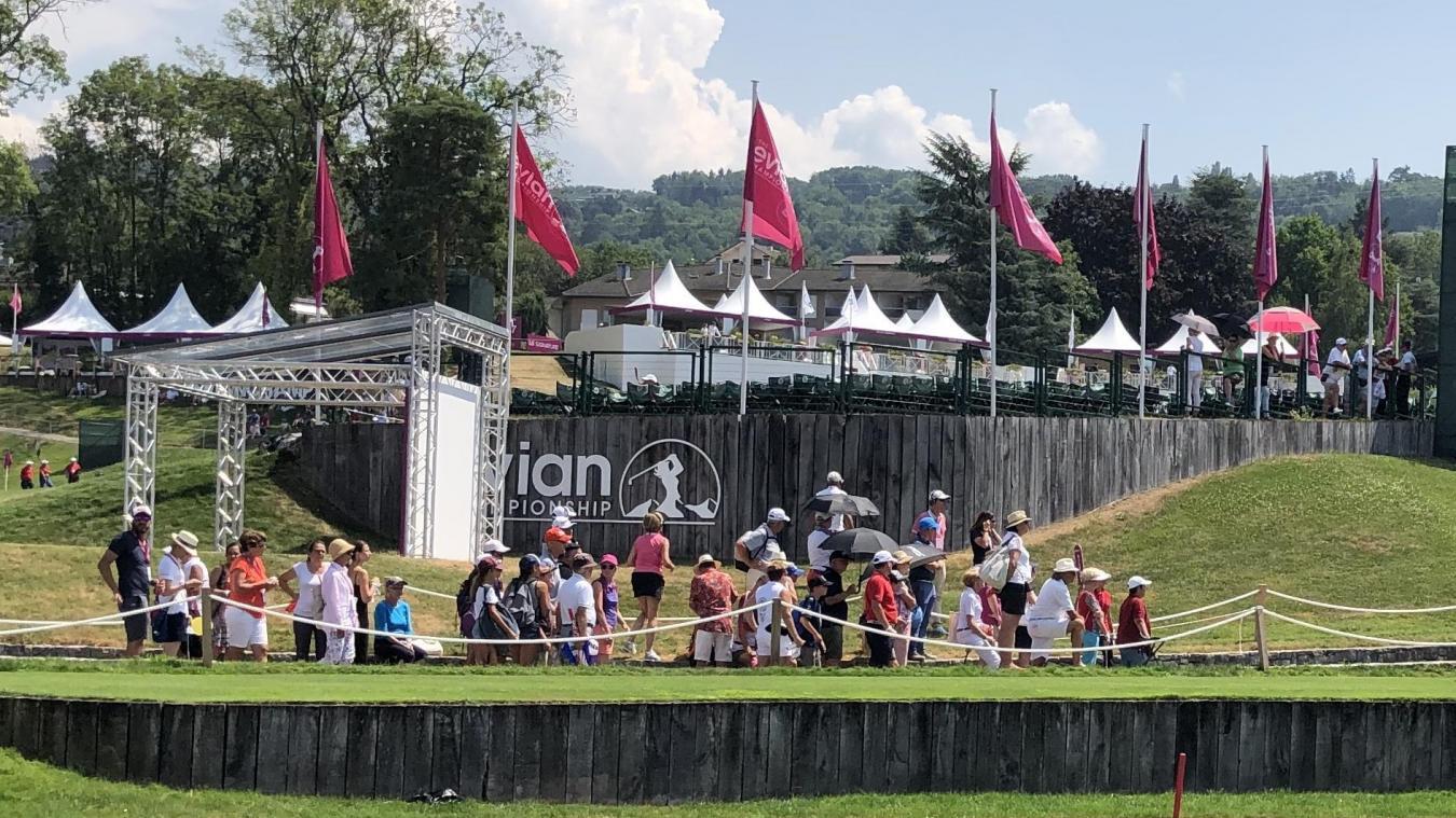 L'Evian Championship maintenu mais reporté au mois d'août — Coronavirus