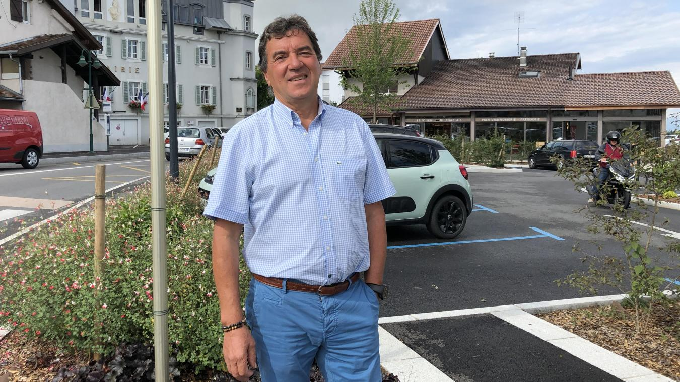 Pour Gaston Lacroix, ancien maire de Publier, « on ne décrète pas les frontières des intercommunalités »