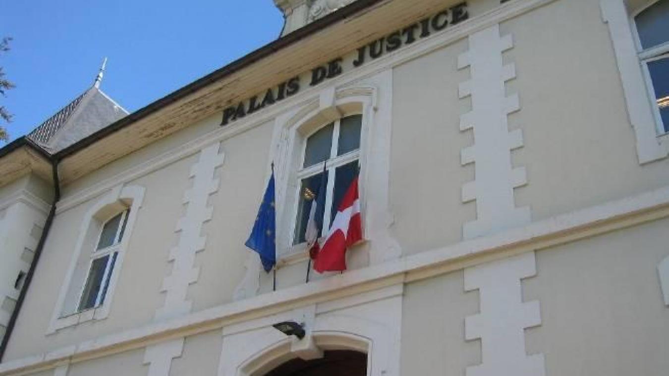 Deux magistrats du tribunal de Bonneville ont été testés positifs à la Covid.