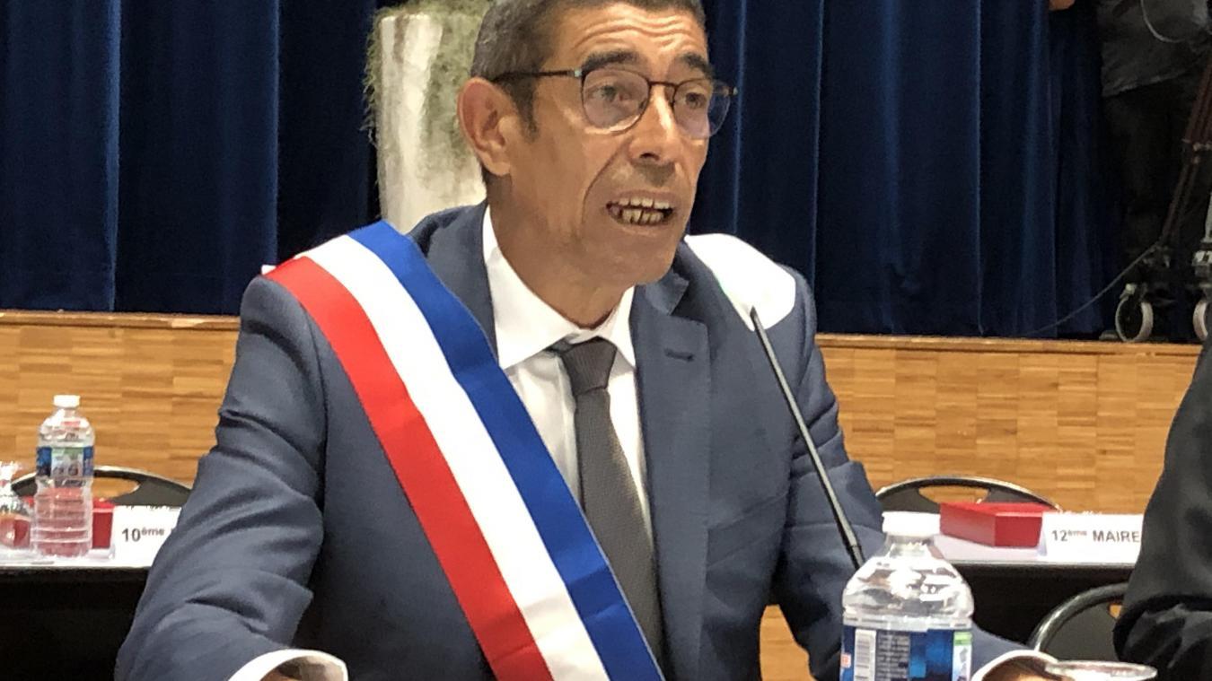 François Astorg a été élu par ses pairs pour les six prochaines années à Annecy