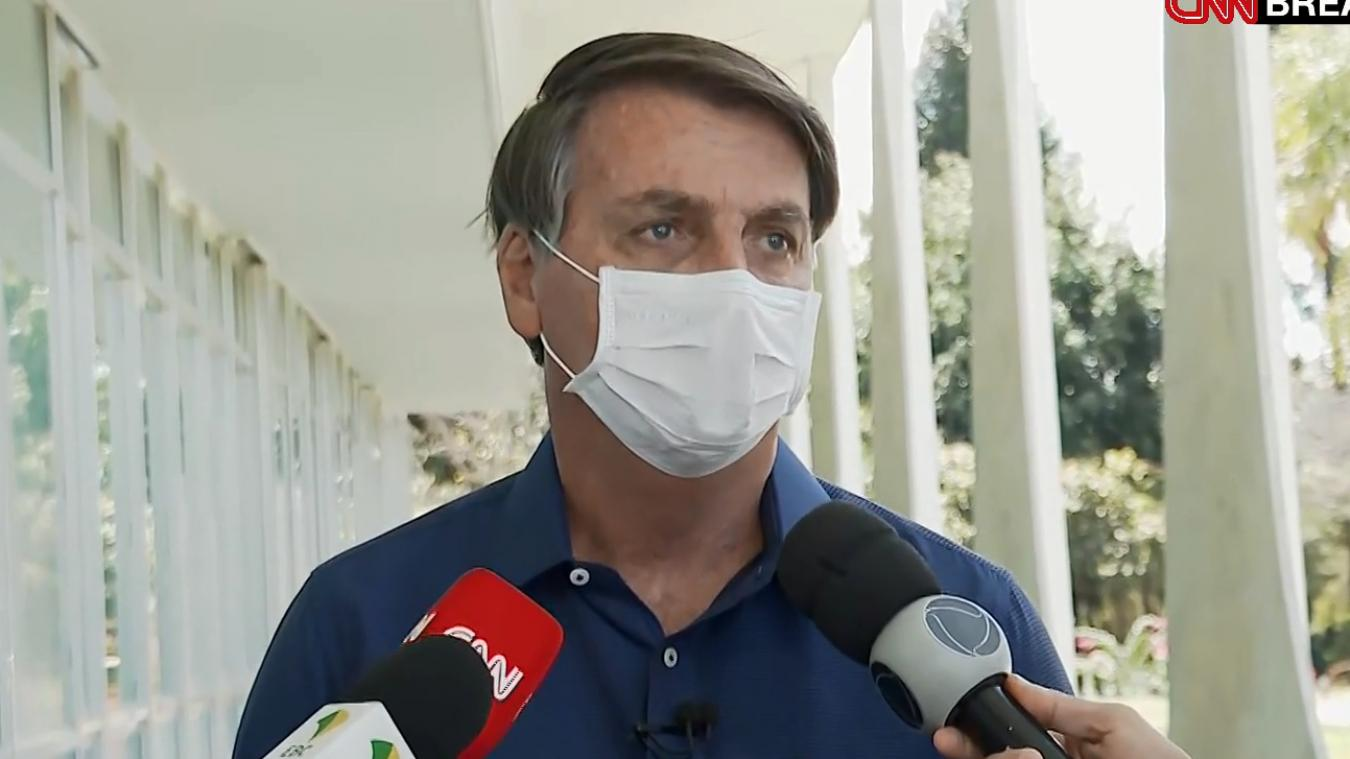 Coronavirus - Le président brésilien Jair Bolsonaro testé positif