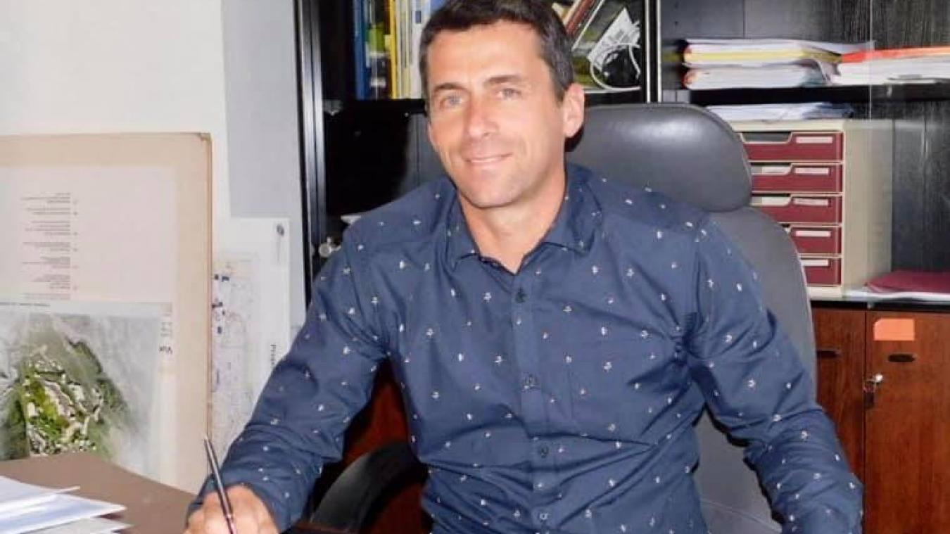 Fabien Trombert, maire de Morzine, a été élu président de la CCHC.