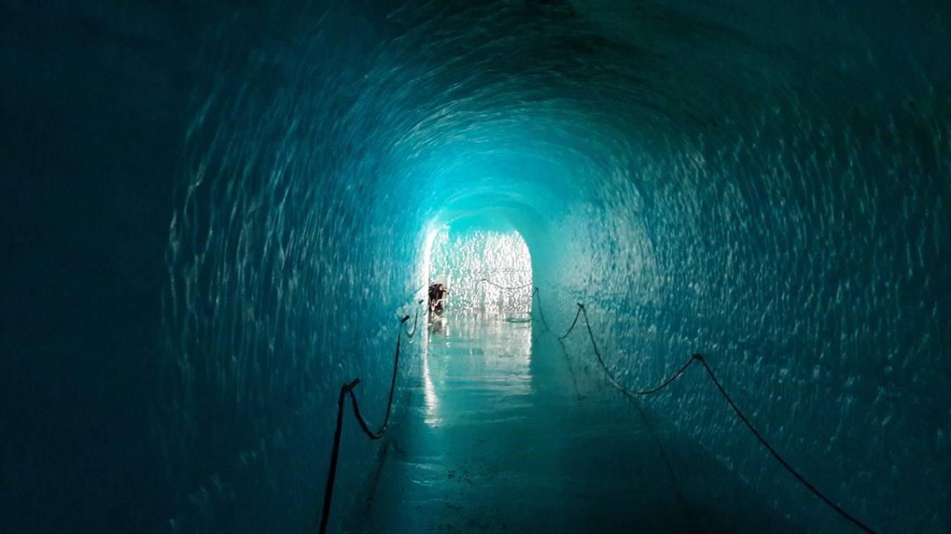 La grotte de glace © CMB