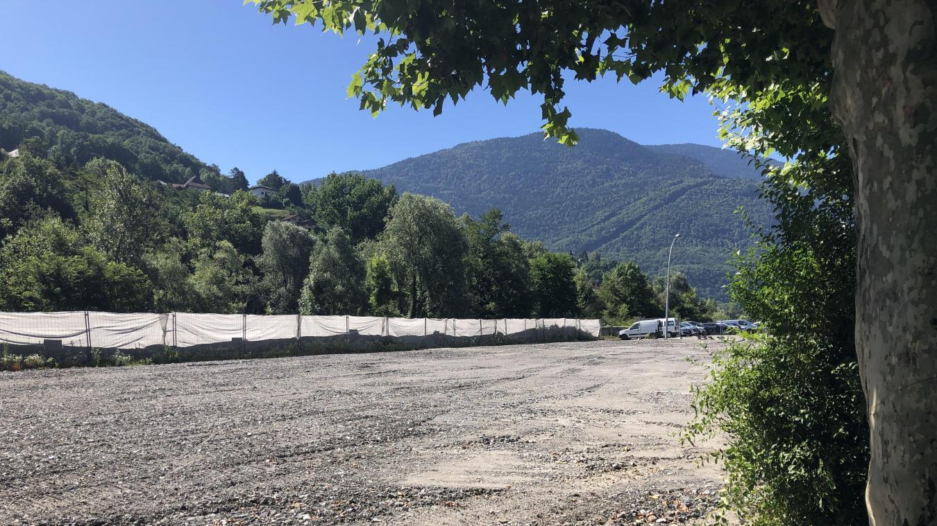 Le boulodrome démoli, il va faire place à un parking provisoire.