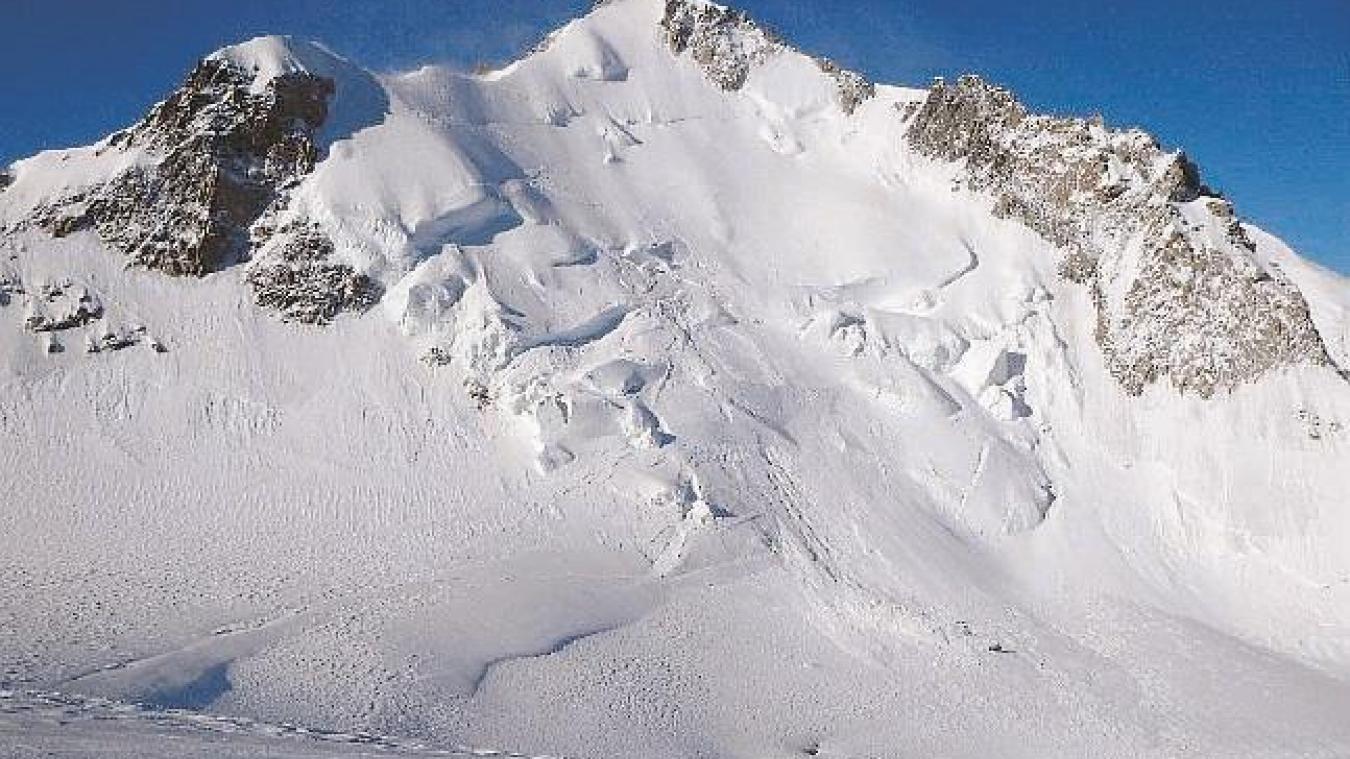 Deux alpinistes italiens se tuent au mont Maudit