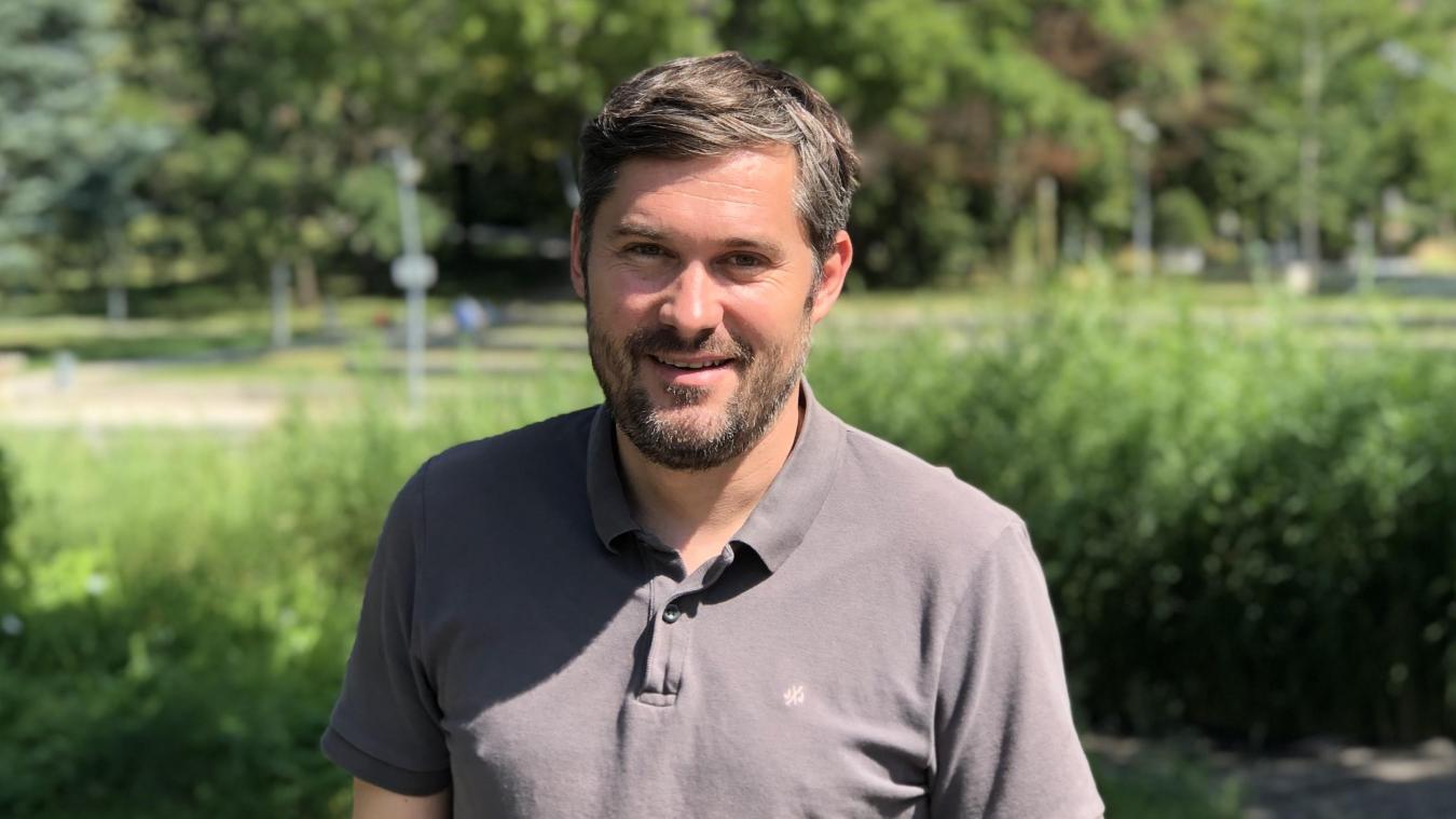 Guillaume Mathelier, maire d'Ambilly depuis 2008, entame son troisième mandat.
