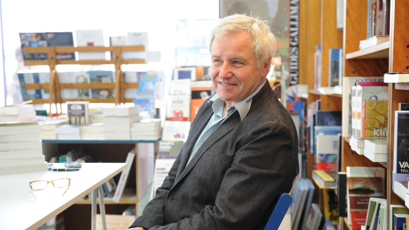 L'écrivain nantuatien, Philippe Thireau, vient de sortir son premier polar, Victoria 5 B.