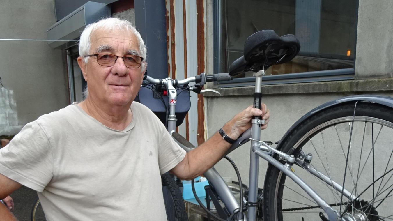 L'interview décalée: Pierre André Sanzogno, responsable de Roue Libre Albertville