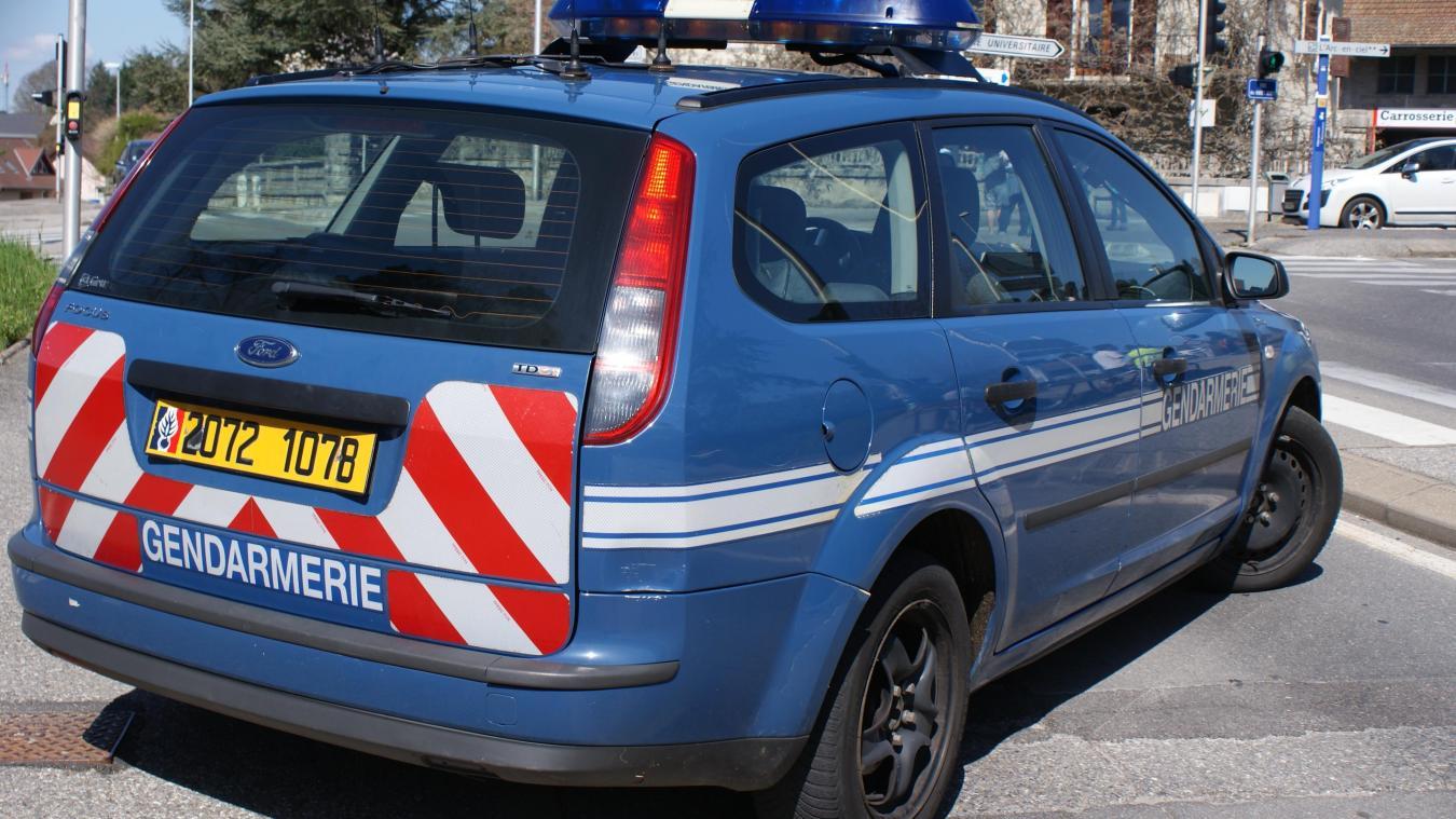 Bonneville : les occupants d'un véhicule fou activement recherchés