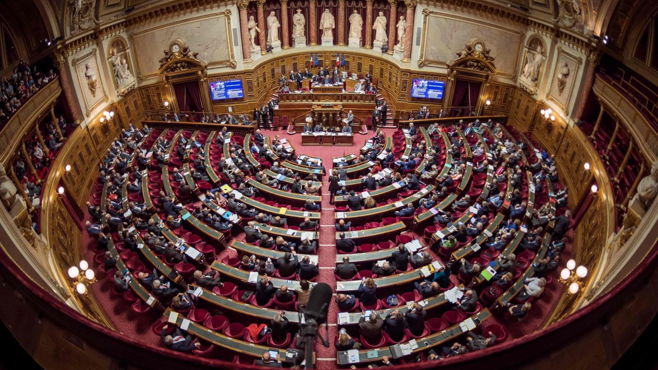 Les grands électeurs de l'Ain ont élu leurs trois sénateurs. (Crédit photo : AFP)