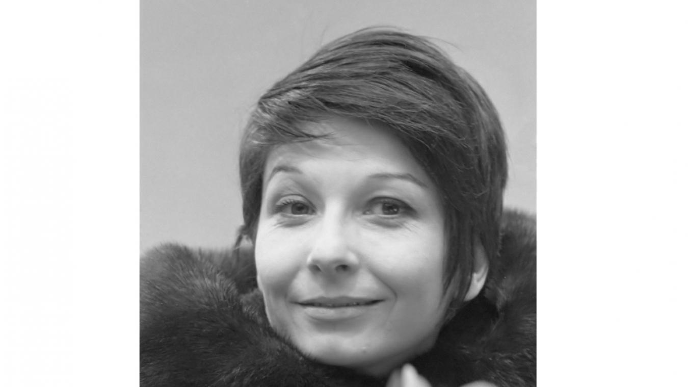 Zizi Jeanmaire avait 96 ans. Ici en 1963.