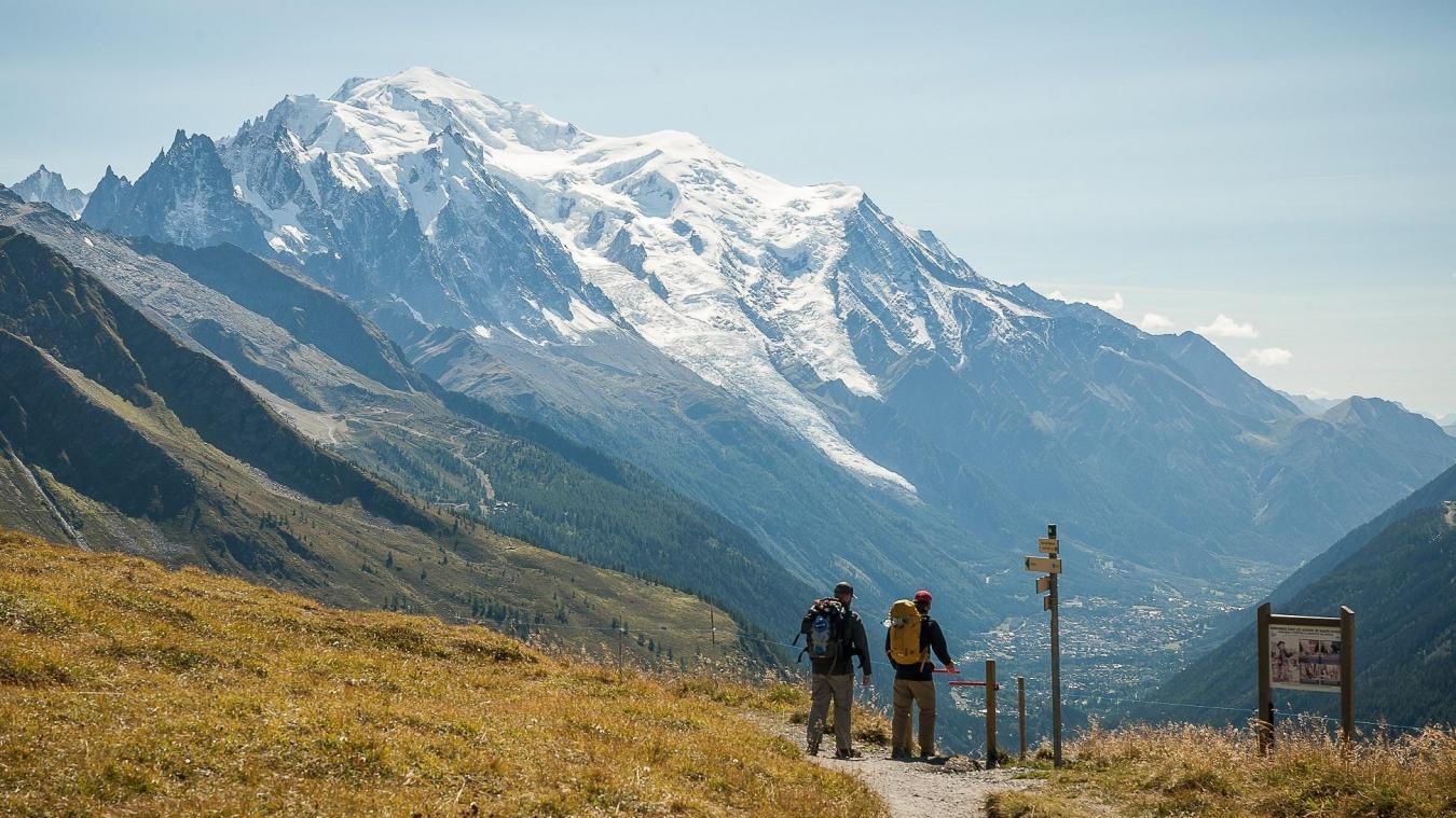 Si vous pratiquez des activités en montagne, pensez à respecter les consignes de sécurité.